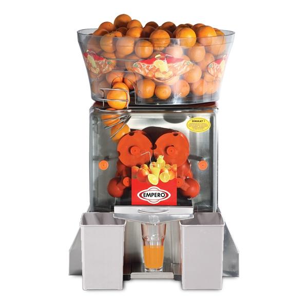 Portakal Sıkma Makinesi (Otomatik)